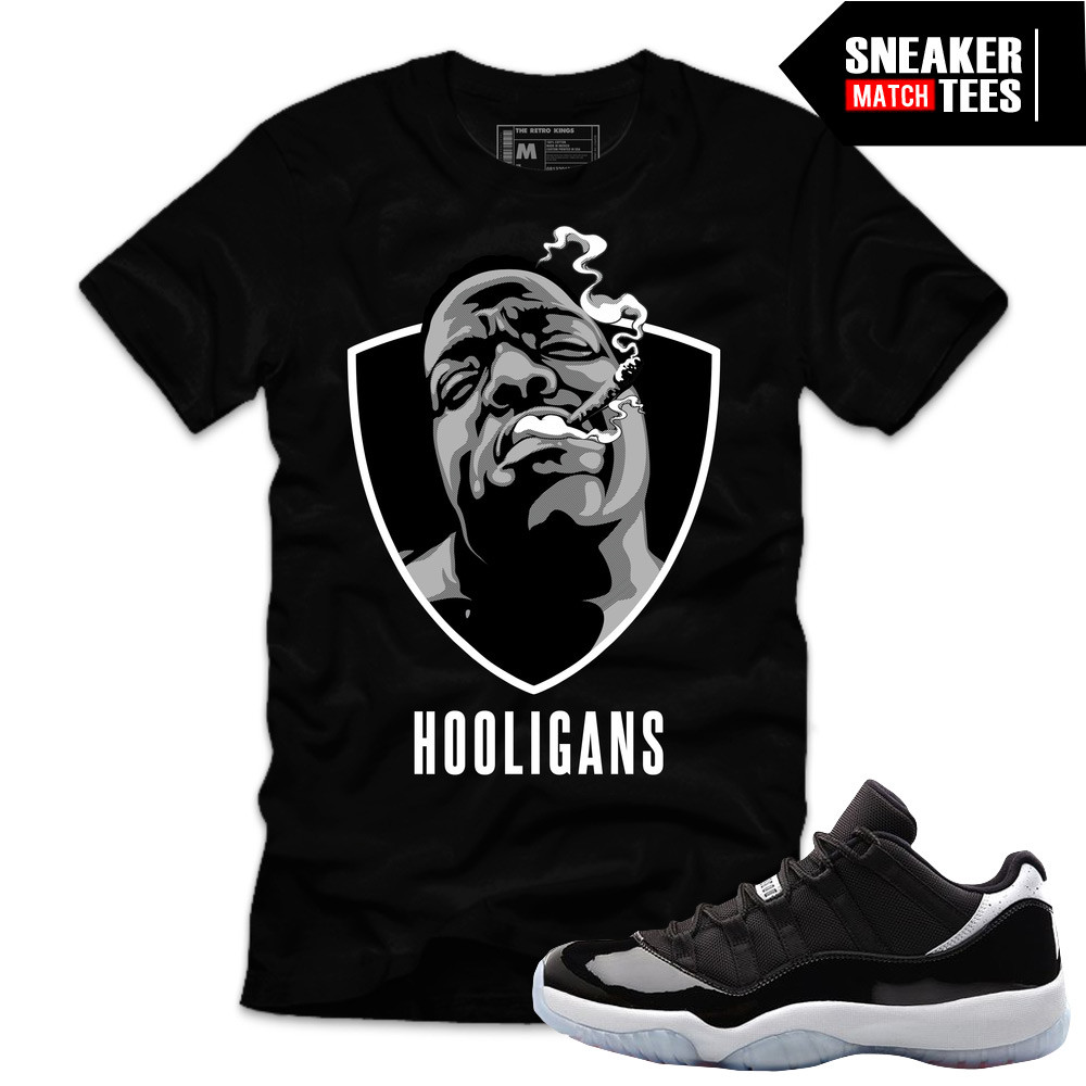 Air-Jordan-11-low-Infrared-23-Biggie-Sneaker-Tee