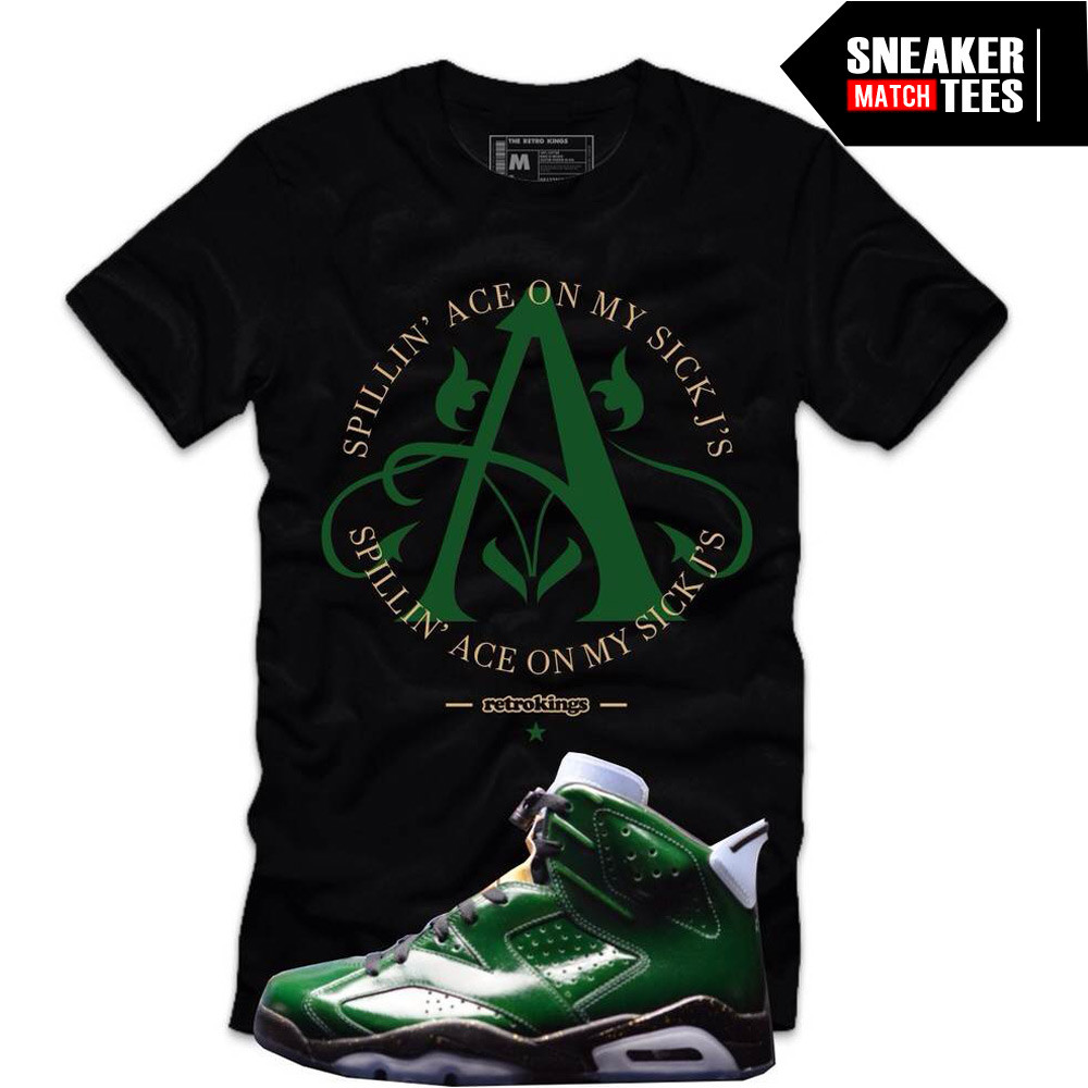 Champagne-6s-sneaker-tee-by-Retro-Kings