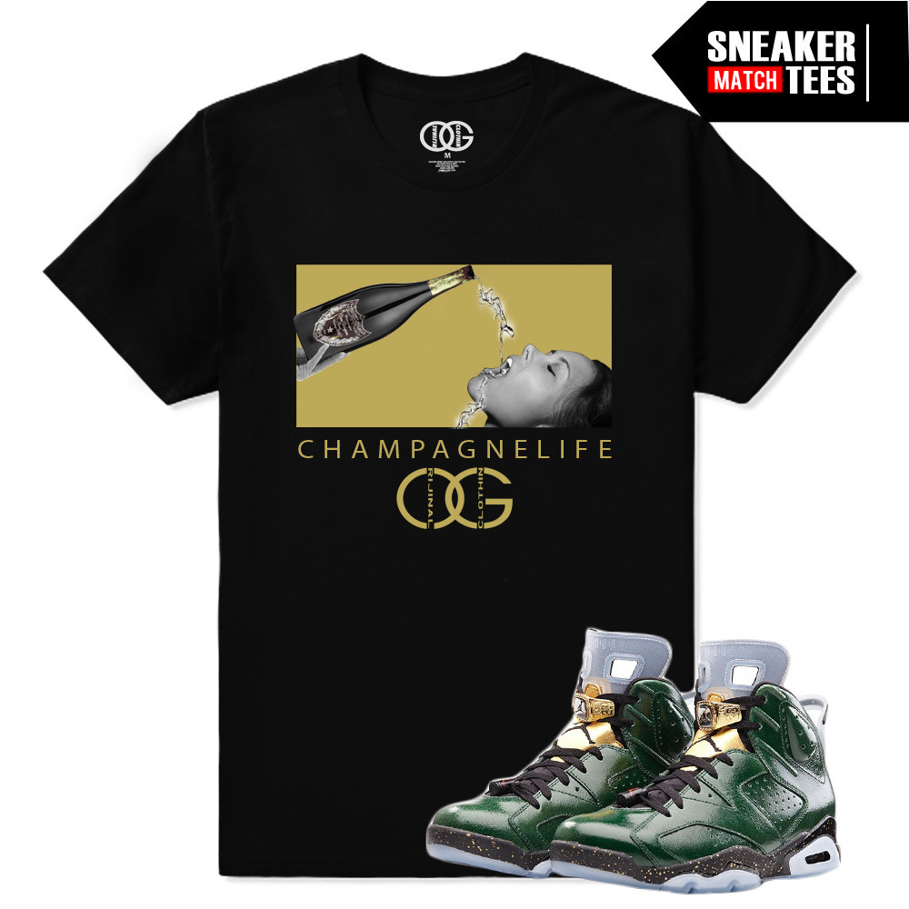 Champagne-6s-t-shirt-to-match-Air-jordan-Champange-6's