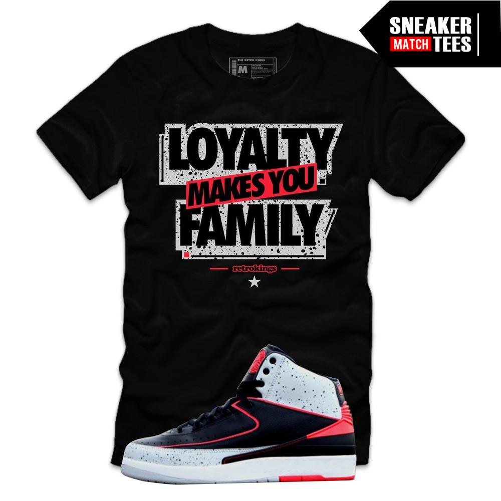 Nike-Air-Jordan-Infrared-2s-Sneaker-Tee