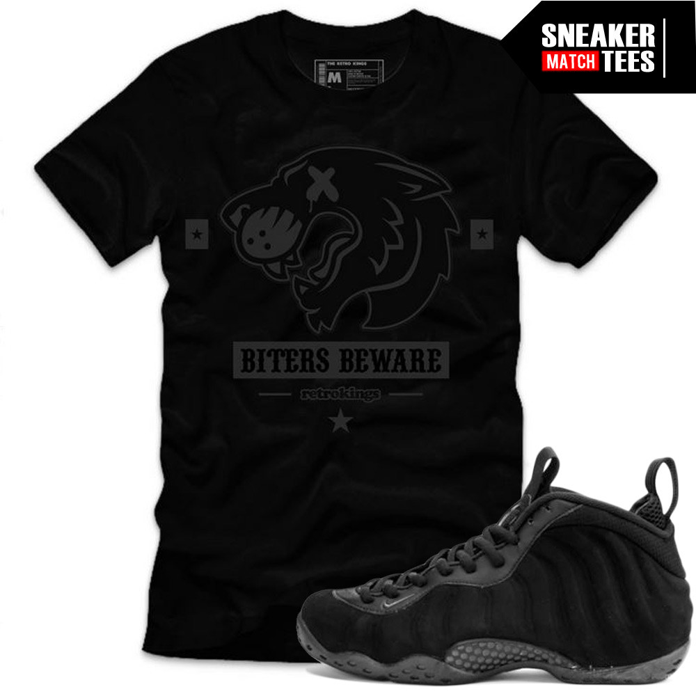 Foamposite-Blackout-Sneaker-tees