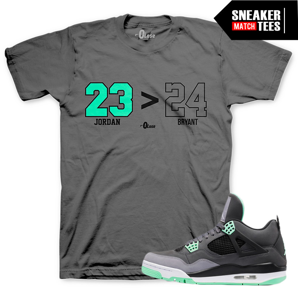 Green-Glow-4s-Sneaker-Tees-Greater-Than