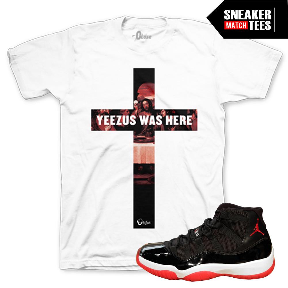 Jordan-11-Sneaker-Tees-0-to-lose-Yeezus-Tee