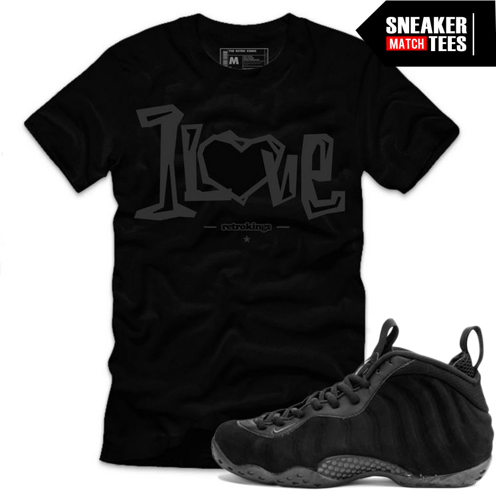 Sneaker-Tees-for-Foamposites-Blackout