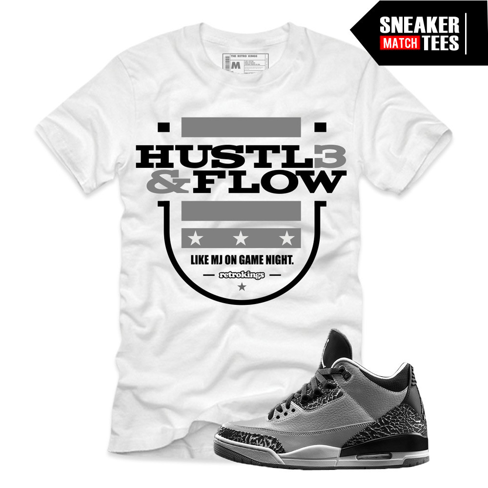 Wolf-Grey-3s-Sneaker-Tees-Hustle-and-Flow