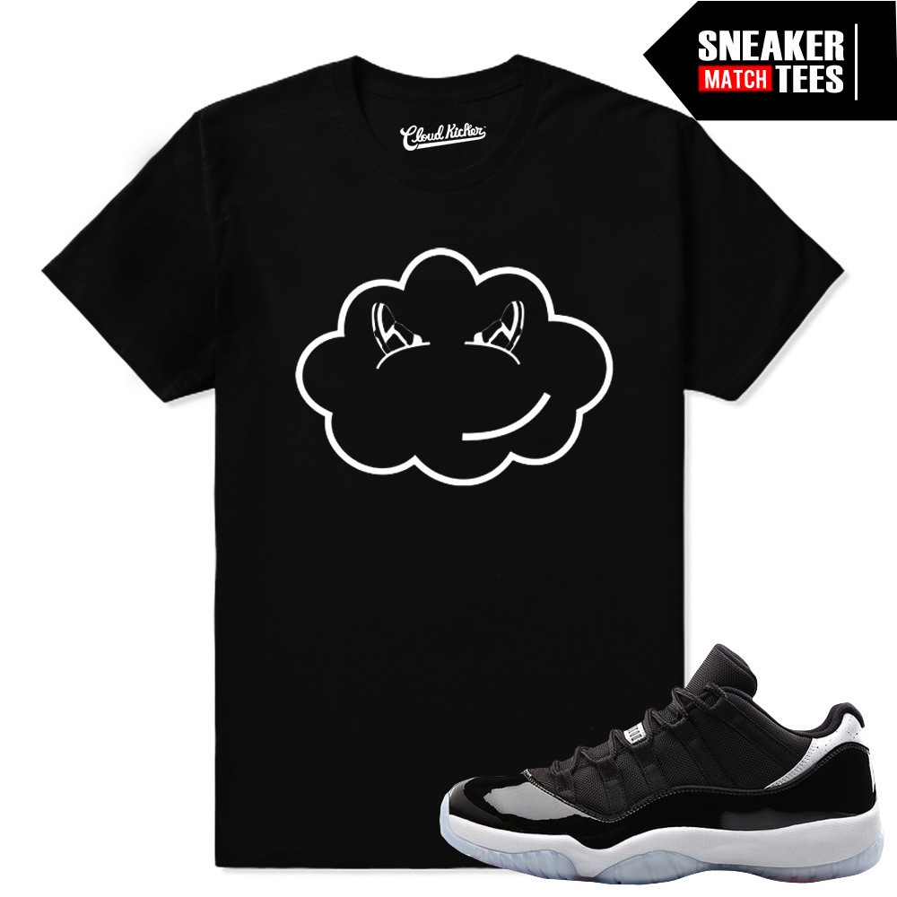 infrared-23-11-lows-Cloud-kicker-Logo-Sneaker-Tee