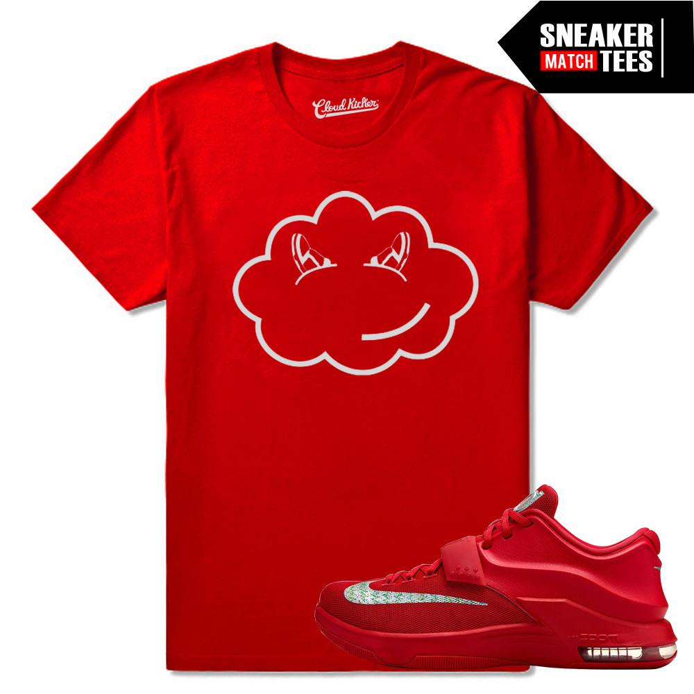 Global-Game-KD7-matching-t-shirt-sneaker-tee-Cloud-Kicker-Cloudie