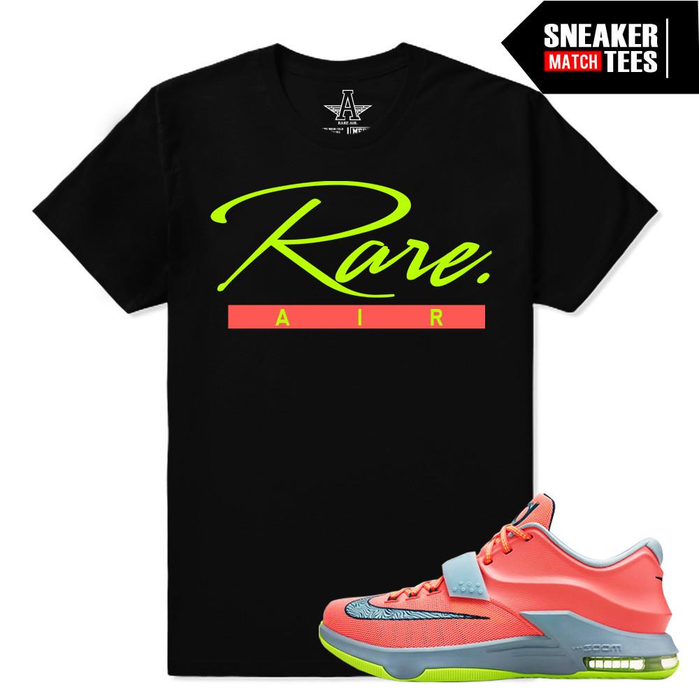 KD7-35k-Degrees-matching-Sneaker-tee-Rare-Air