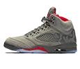 Camo 5 Jordans
