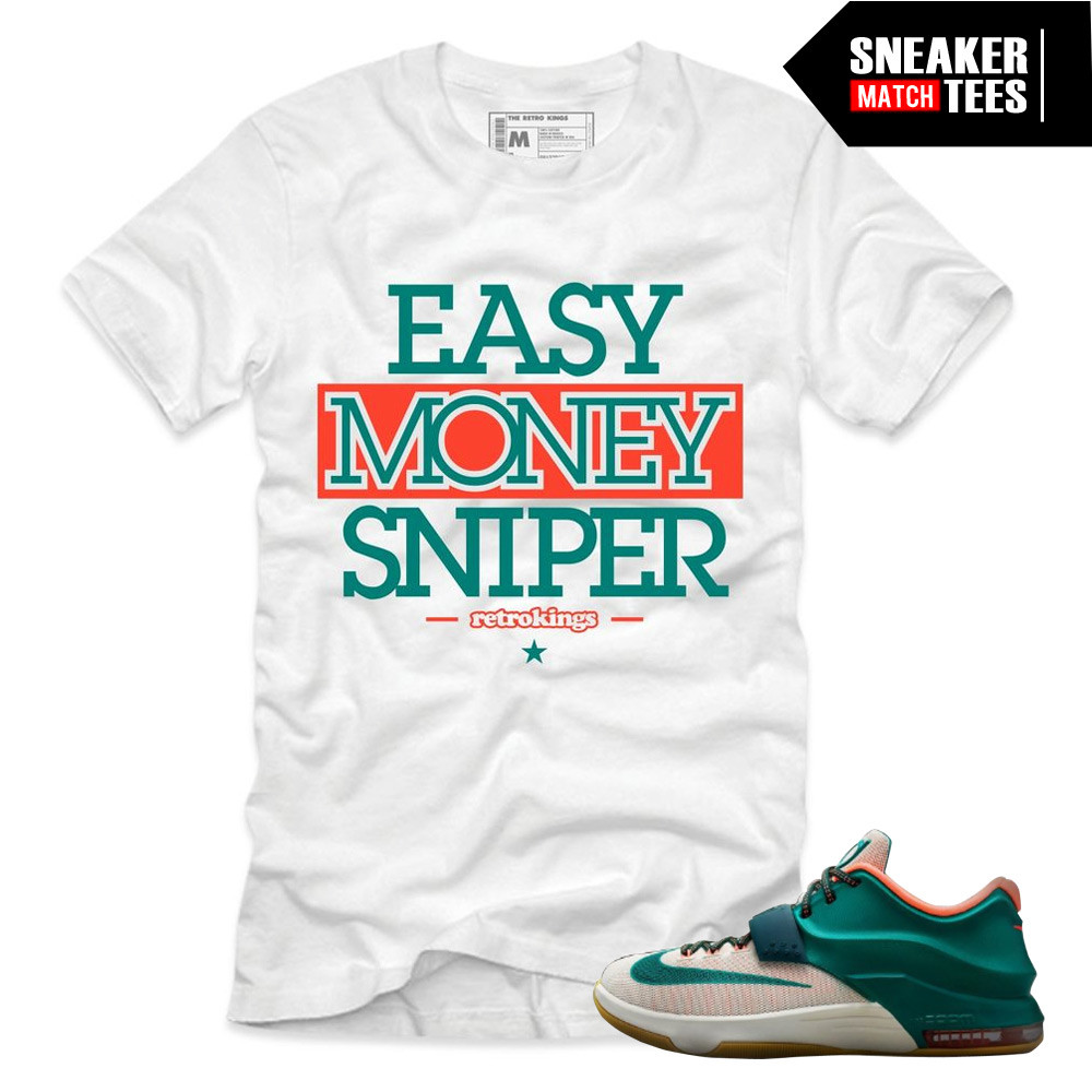 Easy-Money-KD7-shoes-t-shirt-to-match-KD-7-Easy-Money