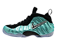 Island Green Foamposite Sneakers