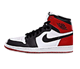 Jordan 1 Black Toe