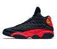 Jordan 13 Bred Matching Streetwear Clothing Collection