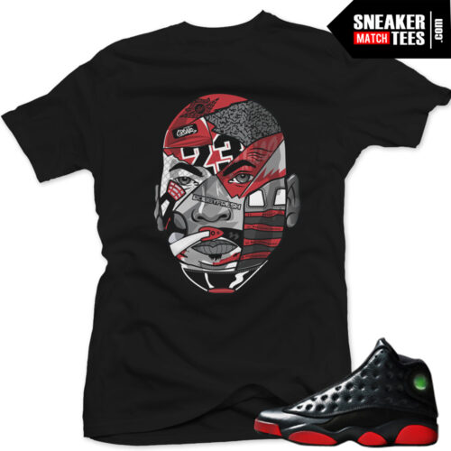 Dirty Bred 13s Crewneck |Live from the Swoosh Black