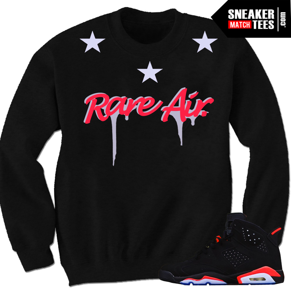 6e3c1e4cdfe516 Infrared 6s sweaters to match