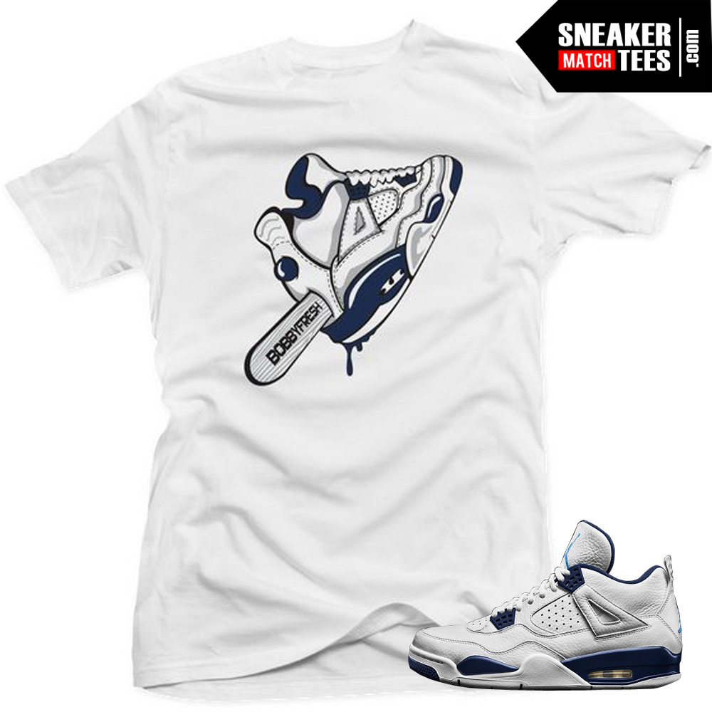 Columbia 4s Matching Sneaker Tees Shirts|Ice Cream Sneaker ...