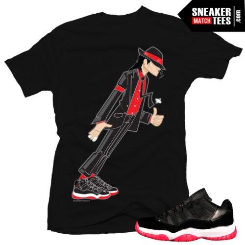 Jordan-11-Bred-sneaker-tees-online-shopping-streetwear-clothing-Karmaloop-Micheal-Jaskson-t-shirt