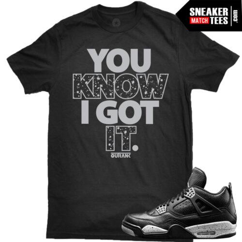 Jordan-4-Oreo-release-date-matching-sneaker-tees-shirts-online-shopping-streetwear-Karmaloop