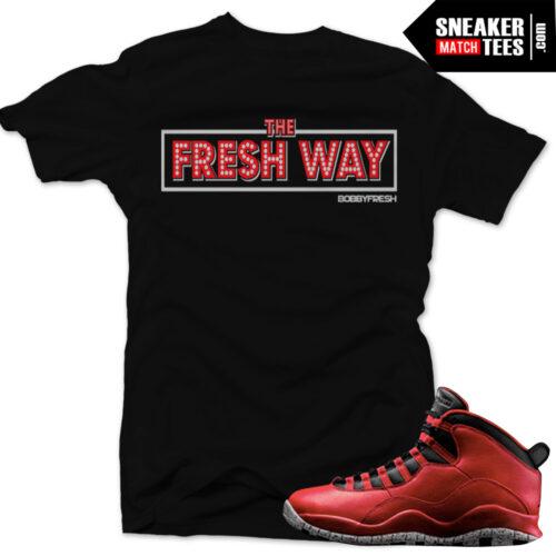 Sneaker-tee-shirts-matching-Jordan-10-bulls-over-broadway-streetwear-online-shopping-Karmaloop