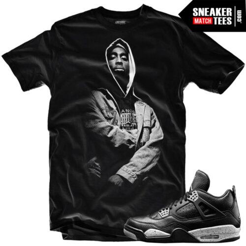 Sneaker-tees-shirts-to-match-Jordan-4-Oreo-retro-jordans-online-shopping-streetwear-karmaloop