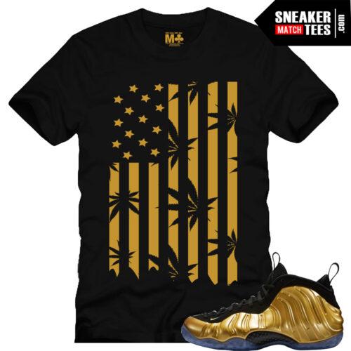 Gold Foams shirt online streetwear karmaloop