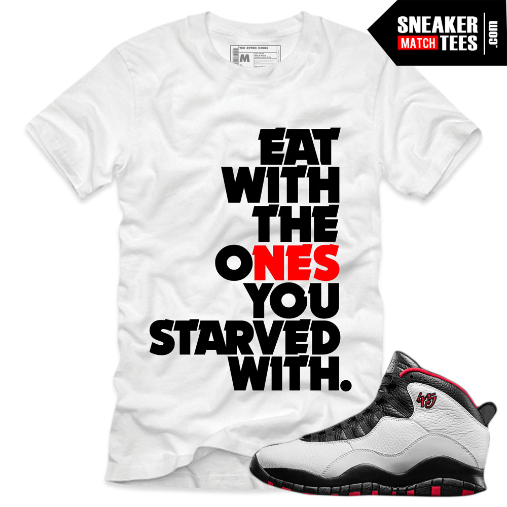 076ebd779d8c Jordan 10 Double Nickel shirts