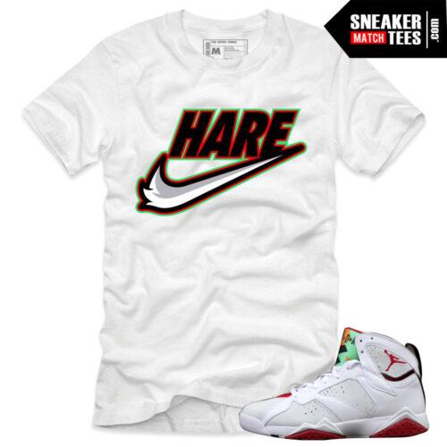 Hare 7 shirts sneaker tees