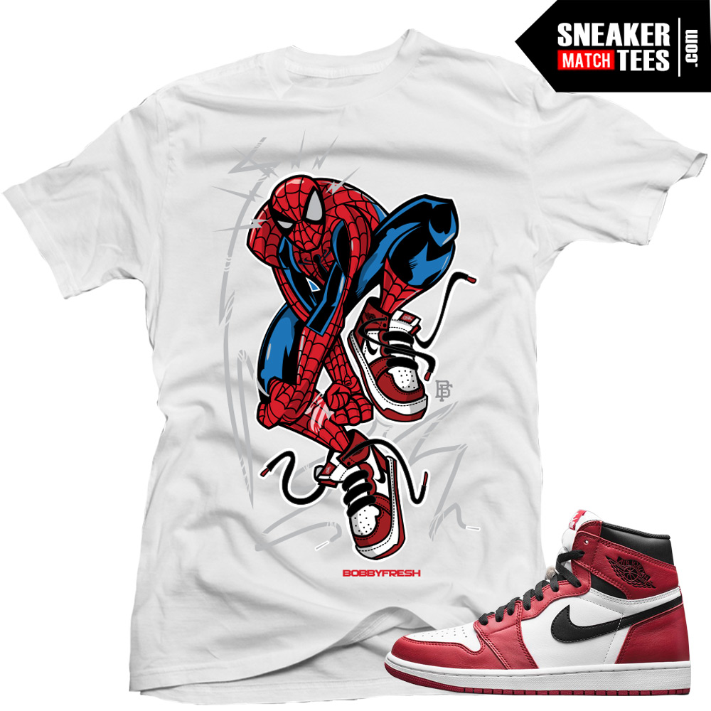 d7e05a6e97ba Jordan 1 Chicago shirts to match