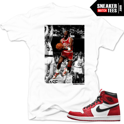 Jordan 1 chicago sneakers match shirt streetwear online karmaloop