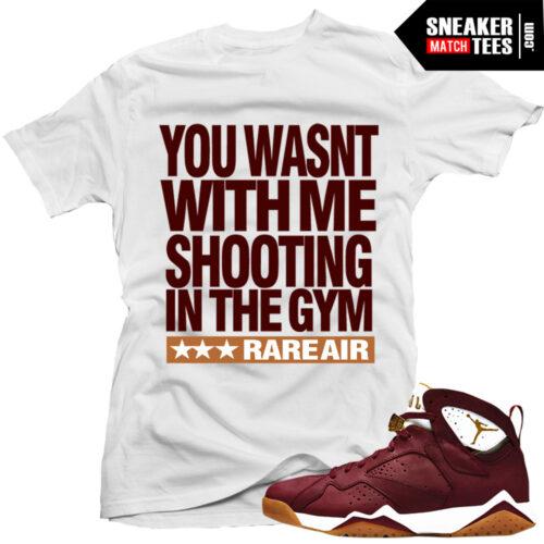 Cigar 7s matching shirt