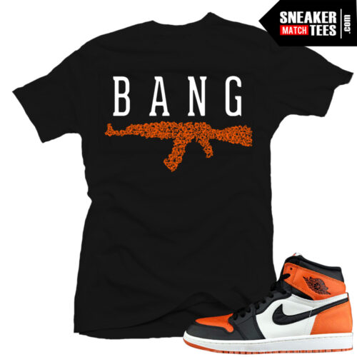 Jordan 1 match shirt shattered backboard 1 shirt