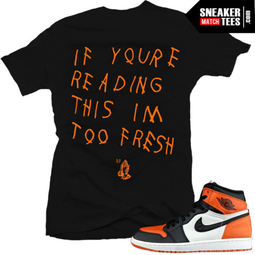 shattered backboard 1s matching shirt