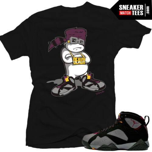 Bordeaux 7s matching t shirt sneaker news kicks on fire 1