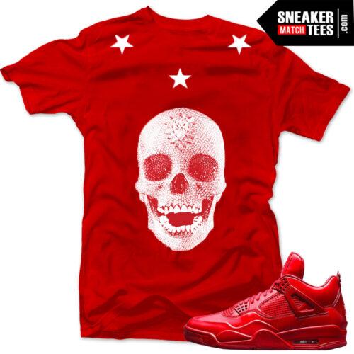Jordan 11 lab 4 matching t shirt streetwear online