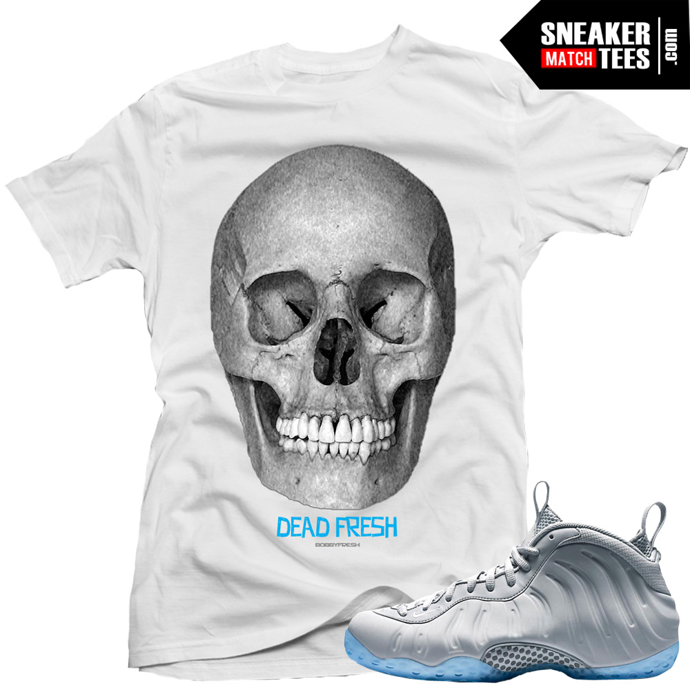 new arrival 1cd52 a98e3 wolf grey foams t shirt to match Archives | Sneaker Tees ...