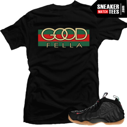 Gucci-Foamposite-matching-t-shirts