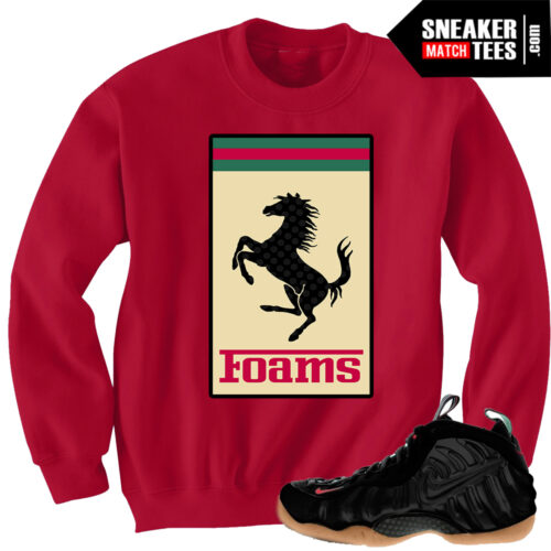 Gucci Foams Sweatshirt to match