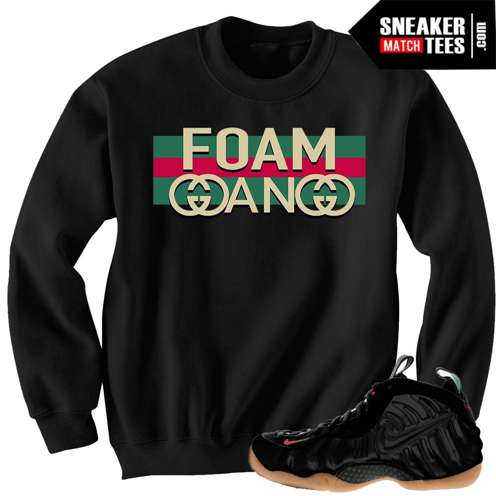 456dff8734c Nike Gucci Foamposite