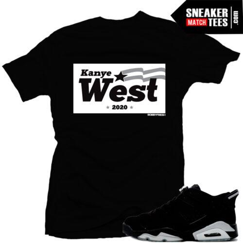 Kanye west VMA running for president t shirt