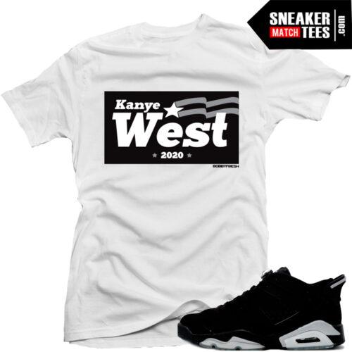 Kanye west president t shirt