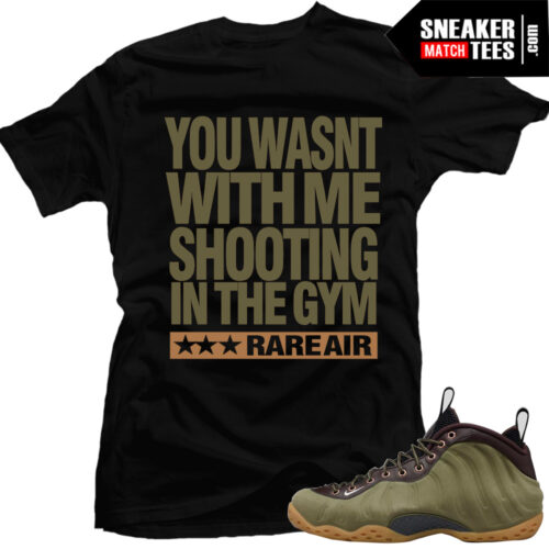 Olive-Foams-t-shirts-match-sneakers-olive-foams
