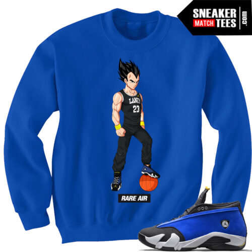 crewneck-sweater-match-sneakers-Jordan-14-laney-lows