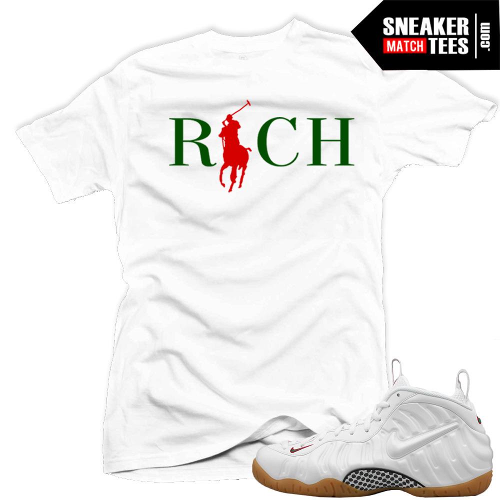 "27c3249337c Gucci Foams White Shirt to match ""Country Club Rich"" Tee White gucci"