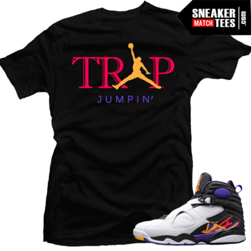 Sneaker Tees to Match Three Peat 8s