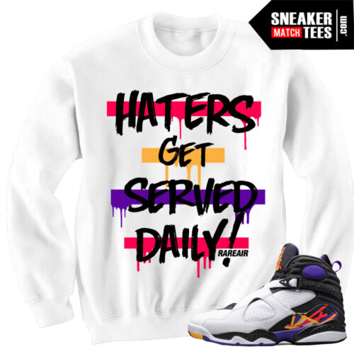 Three-Peat-8s-shirts-match-sneakers