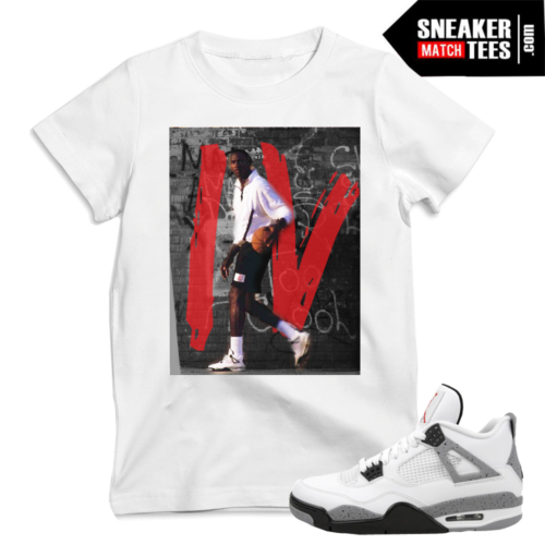 Cement 4 matching t shirts