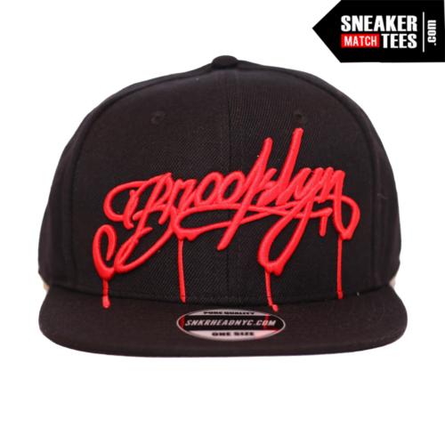 Hats match Jordan 11 sneakers