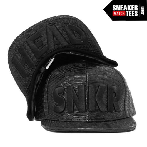 Jordan Retros match Snap back hats