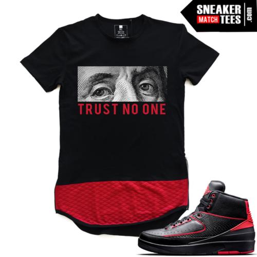 Alternate 87 Jordan Matching Shirts