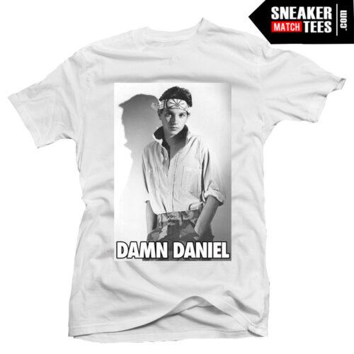 DAMN DANIEL shirts White Vans